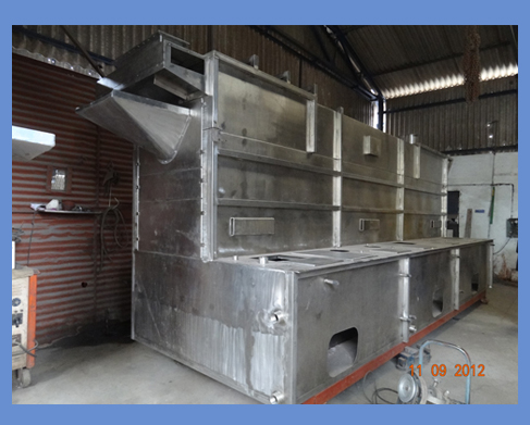 Steel Alloy Fabrication